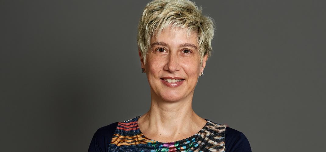 Sabine Träumer, Leiterin Cyberversicherung für Industriekunden bei Axa in Deutschland