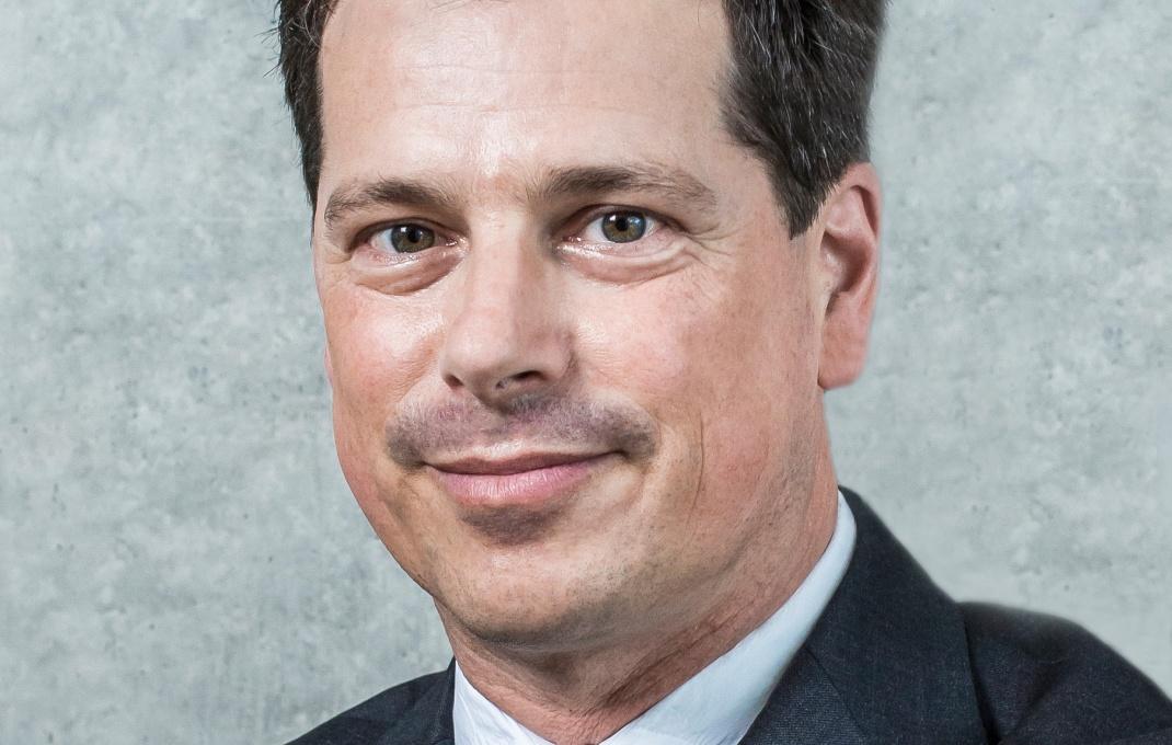 Carsten Wiesenthal, verantwortlich für das Cyber-Geschäft bei der Allianz Versicherung.