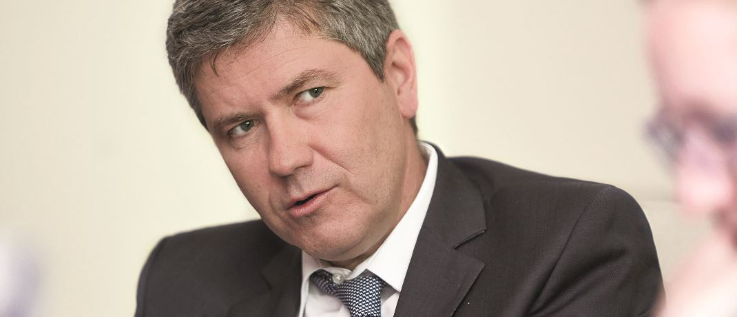 Steht als Geschäftsführer an der Spitze von HQ Trust: Adalbert Uckermann