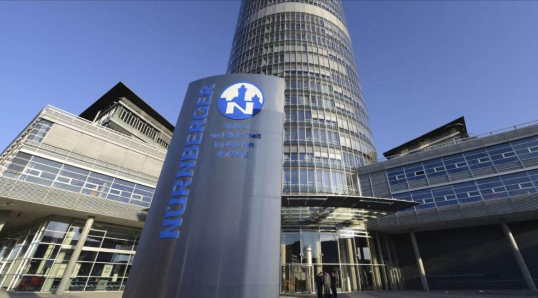 Gebäude der Nürnberger