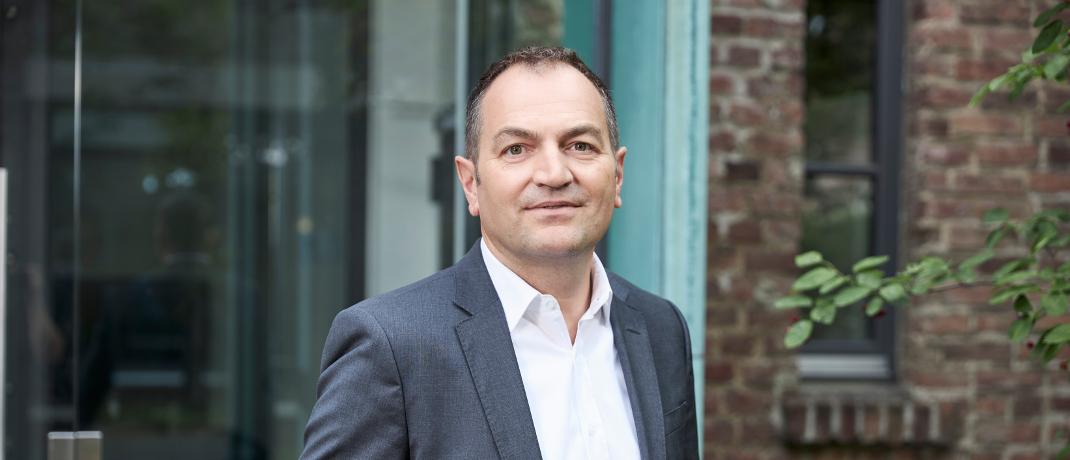 Markus Drews ist Hauptbevollmächtigter der deutschen Niederlassung der Canada Life.