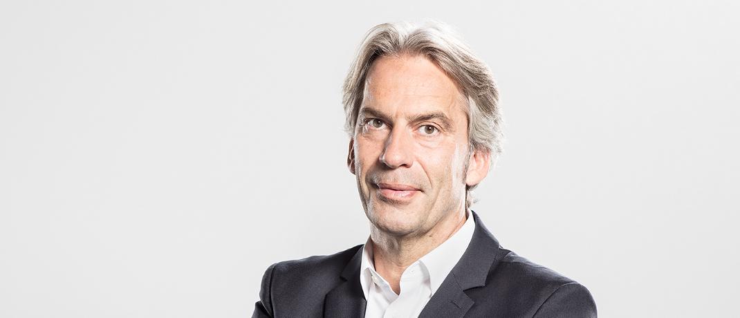 Oliver Brüß ist Vertriebsvorstand der Gothaer.