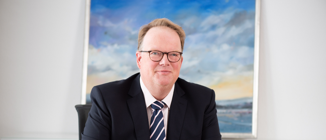 Holger Kreuzkamp ist Vorstand der myLife Lebensversicherung AG