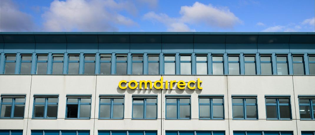 Sitz der Comdirect in Quickborn nahe Hamburg: Die Direktbank hat nach eigenen Angaben mehr als 2,7 Millionen Kunden.