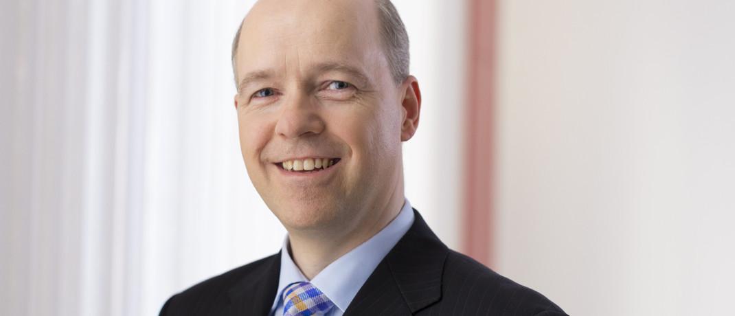 Jens Hartmann, Geschäftsführer und Leiter Portfoliomanagement Ficon Börsebius Invest, Düsseldorf