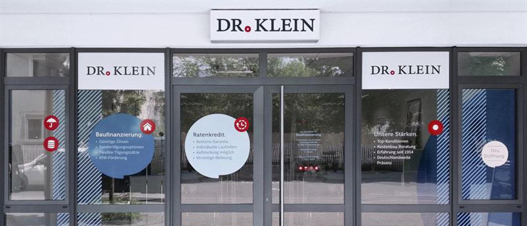 Standort der Dr. Klein Privatkunden AG