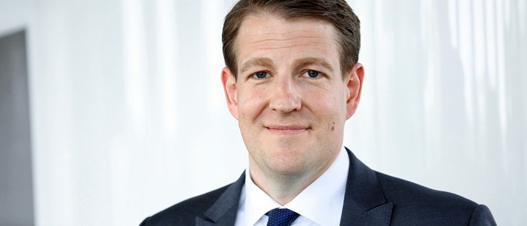 Nicolas Pilz ist Geschäftsführer bei der Societas Vermögensverwaltung aus Düsseldorf.