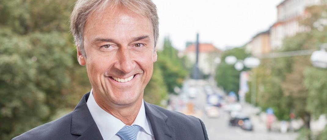 Burkhard Wagner ist Vorstand bei Partners Vermögensmanagement aus München.