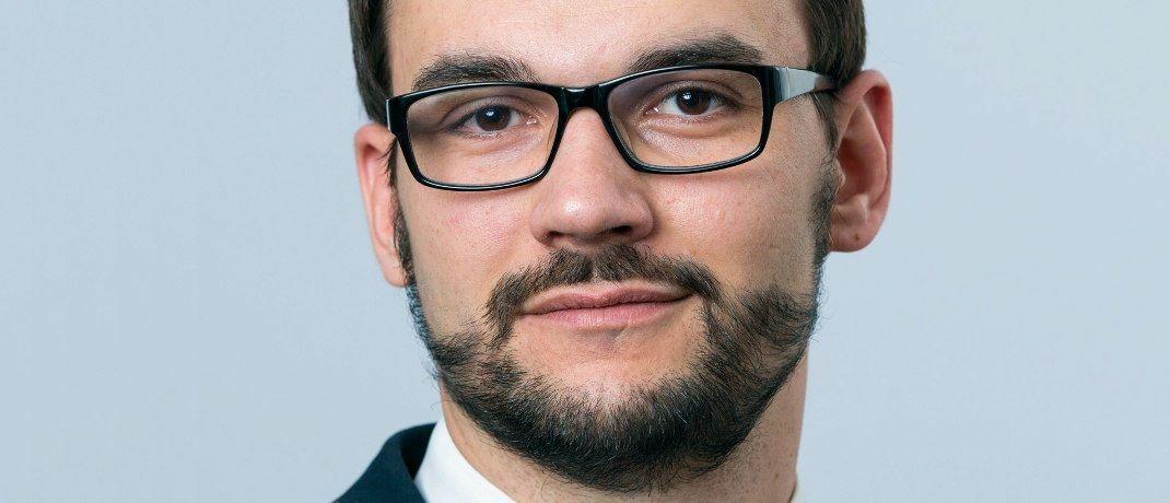 Stephan Witt ist Anlagestratege beim Berliner Vermögensverwalter Finum Private Finance.