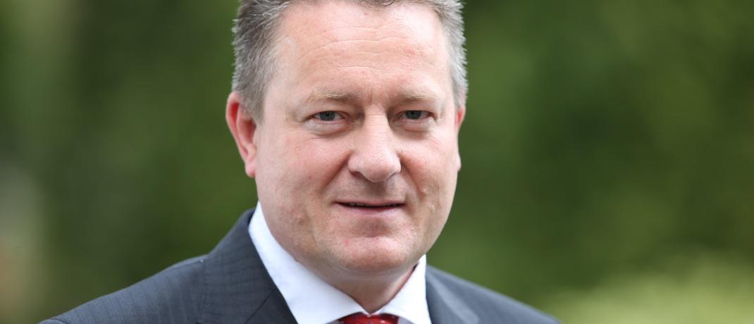 Uwe Eilers ist Vorstand bei FV Frankfurter Vermögen aus Königstein.
