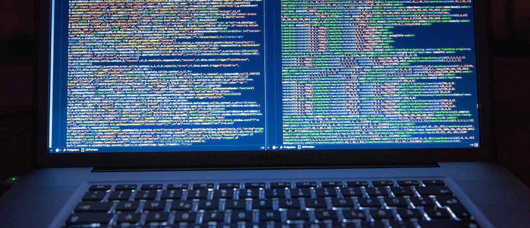 Bei der Nutzung künstlicher Intelligenz werden große Datenmengen verknüpft.