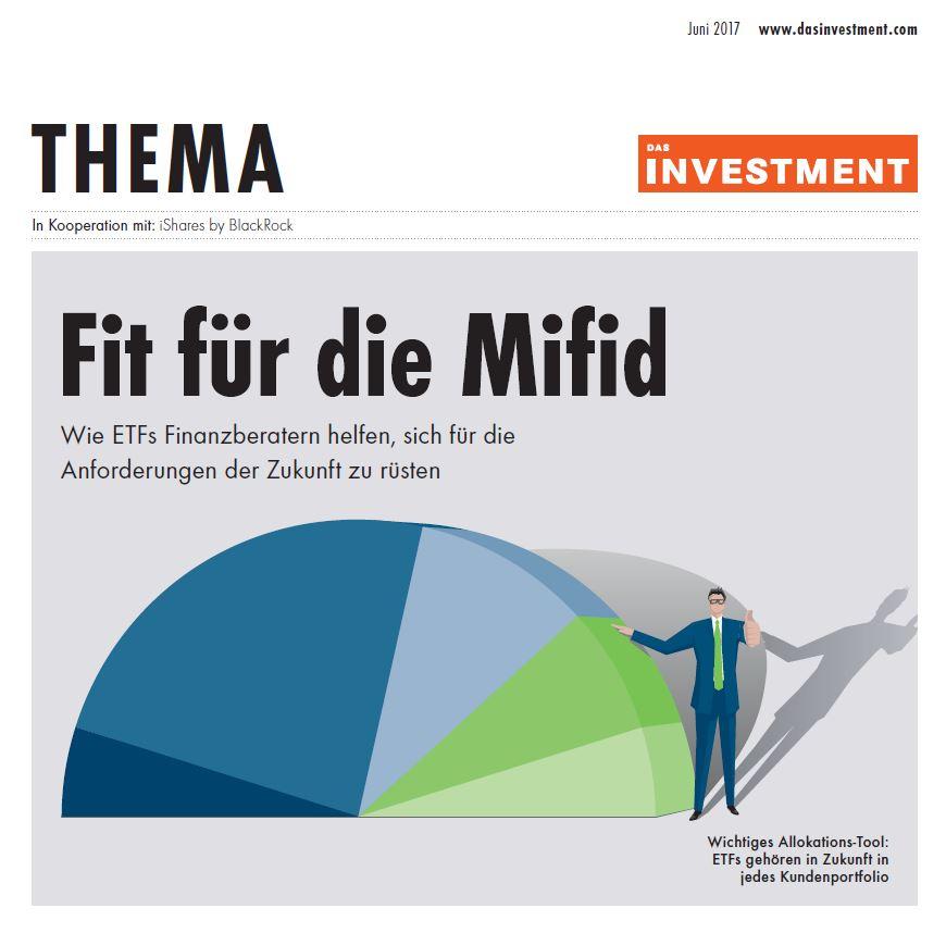 Wie ETFs Finanzberatern helfen: Fit für die Mifid