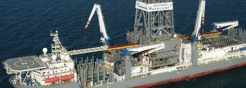 Die Discoverer Enterprise von Transocean  <br> Foto: Transocean