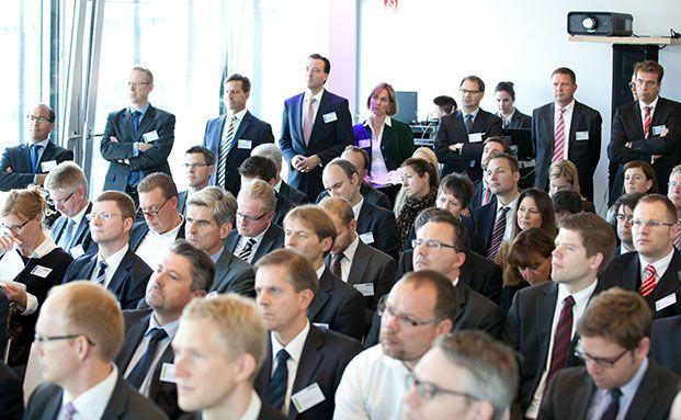 Auf dem private banking kongress in Hamburg. Bilder: Christian Scholtysik / Patrick Hipp