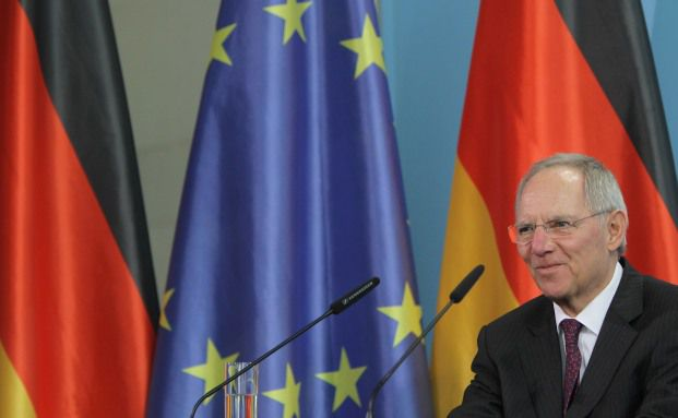 Hat entschieden: Bundesfinanzminister Wolfgang Schäuble<br>Foto: Getty Images