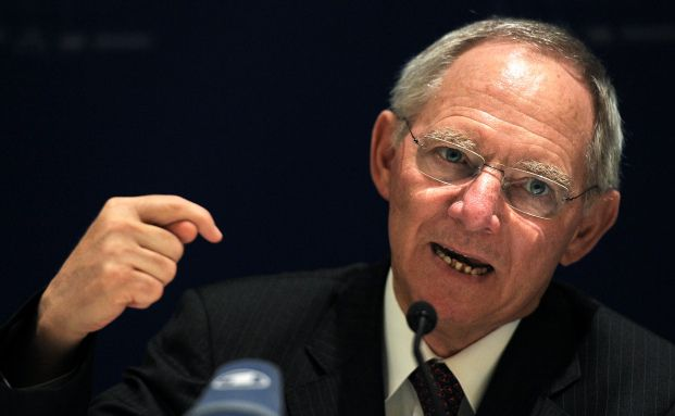 Wolfgang Schäuble Foto: Getty Images