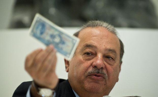 Carlos Slimm ist der reichte Mensch der Welt. Doch die Restbevölkerung holt auf, wie eine neue Allianz-Studie zeigt.
