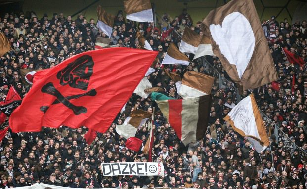 Millern-Stadion, Heimat der Pauli-Fans: Stimmung ist <br> hier garantiert, Quelle: Getty Images