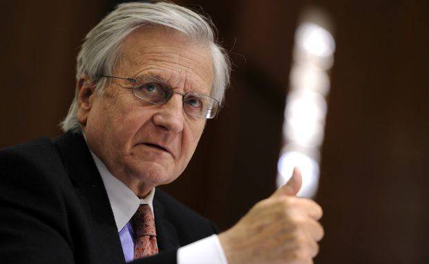 H&uuml;ter der Inflation: EZB-Pr&auml;sident Jean-Claude Trichet.<br>Foto: Getty Images