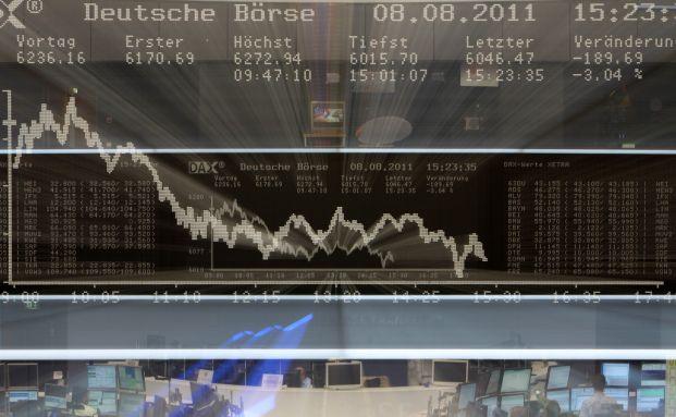 Die Postbank prophezeit dem Dax eine positive Entwicklung f&uuml;r <br> 2011 und 2012.