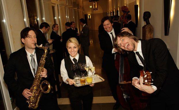 Musikalische Begleitung des Lipper Fund Award 2011