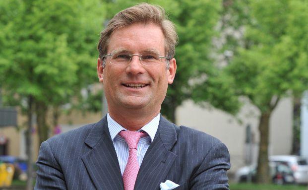 Holger Schmitz, Vorstand bei Schmitz & Partner