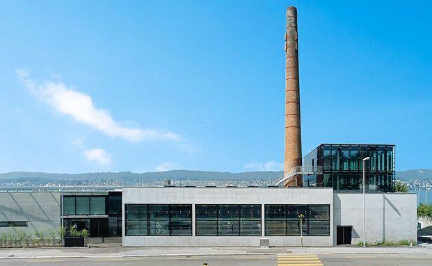 Unternehmenssitz Bellevue Asset Managment