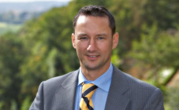 Lutz Hering, Gesellschafter des Dresdner Vermögensverwalters Damm|Rumpf|Hering