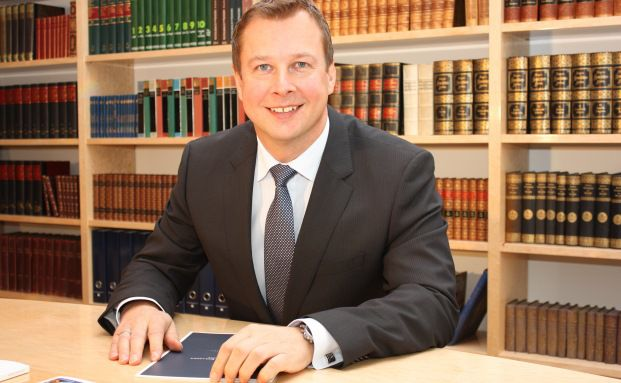 Christian Fischl, Geschäftsführer der Huber, Reuss & Kollegen Vermögensverwaltung