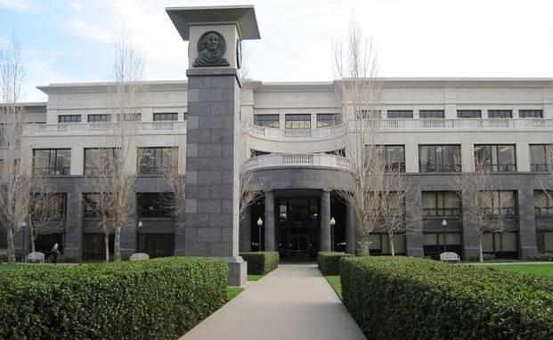 Die Unternehmenszentrale von Franklin Templeton in San Mateo.