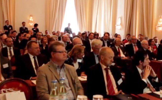 Rund 170 Teilnehmer kamen auf der FinPro 2014 zusammen