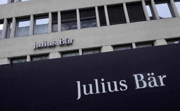 Die Schweizer Privatbank Julius Bär wurde in Millionenhöhe verklagt (Foto: 2008 AFP)