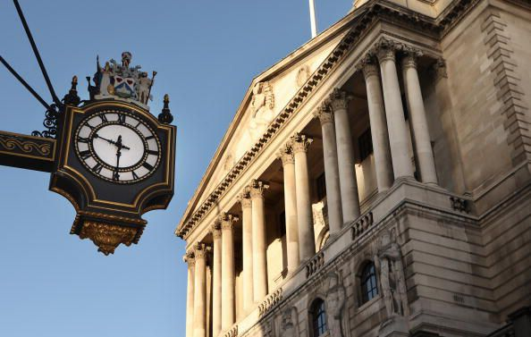 Bank of England, London (Foto: Getty Images)