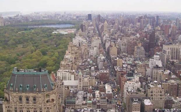 Die meisten Milliardäre kommen aus New York (Foto: Sabine Groth)