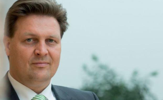 Volker Heinke, Finanzvorstand der LVM Versicherung