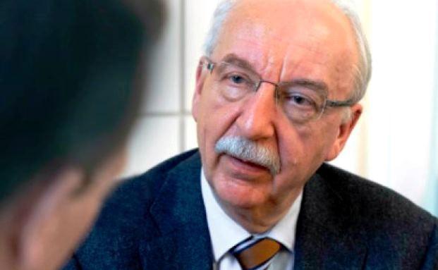 Gerd Gigerenzer, Direktor am Max-Planck-Institut für Bildungsforschung in Berlin (Foto: Markus Kirchgessner)