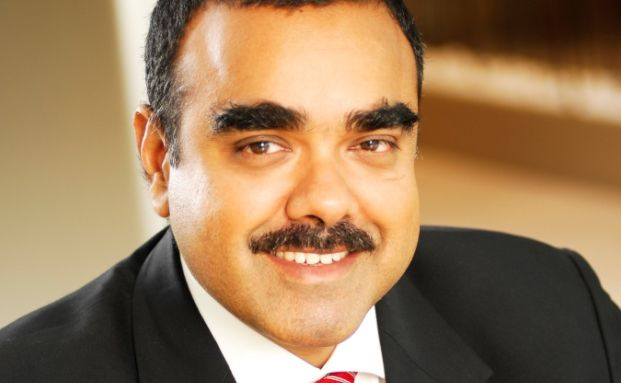 Sidharth Mahapatr, Fondsmanager des Amundi Equity Infrastructure India