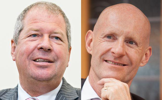 Haben beim Volumen auch die Marke von 10 Milliarden Euro geknackt: Ethna-Aktiv-Manager Guido Barthels (links) und Luca Pesarini