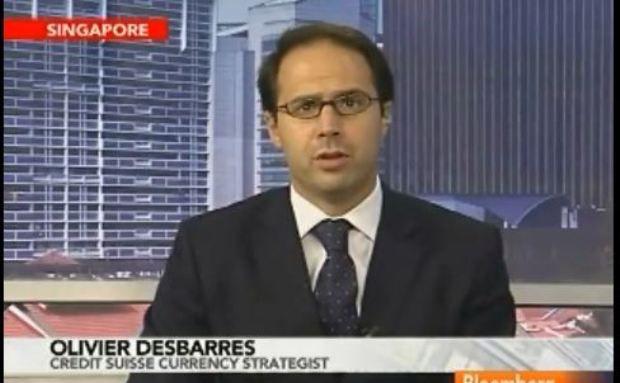 Olivier Desbarres (Screenshot eines Videointerviews von Youtube)