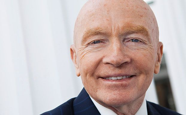 Mark Mobius, Manager des Templeton Asian Growth
