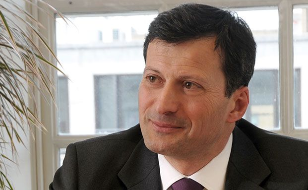 Fondsmanager Nicolas Walewski. Foto: Pete Muller