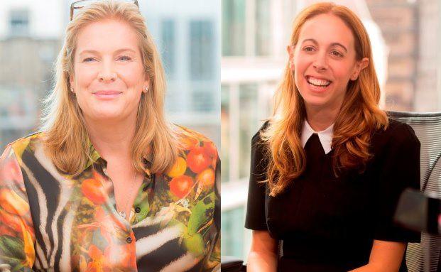 Sarah Aitken (links) und Honor Solomon sind neue Chefinnen bei LGIM