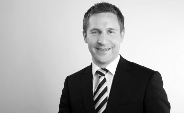 Stefan Sievers ist Manager bei der britischen Versicherungsgesellschaft Hiscox