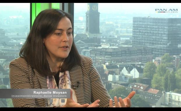 Raphaelle Moysan, Investmentdirektorin bei Aviva Investors