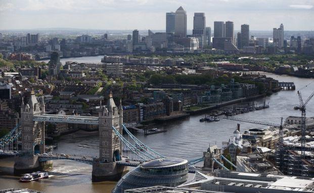 Blick auf Tower Bridge und Themse in London: Der Sieger des Crashtests setzt auf das Großbritannien. (Foto: Getty Images)