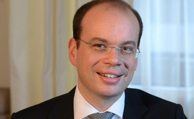 Frank Stefes, Head of Sales Germany bei Lombard Odier Investment Managers