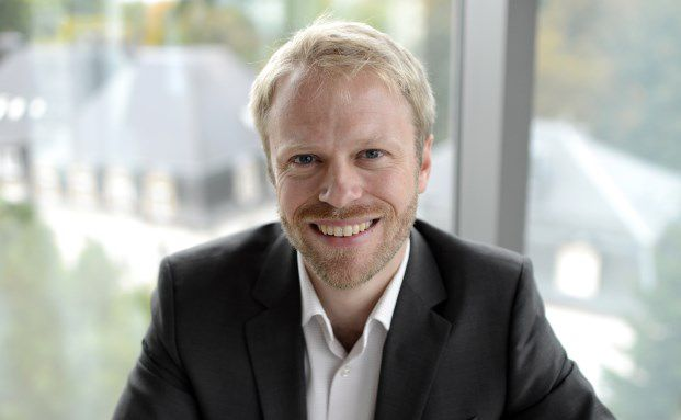 Marc Erpelding ist Fondsmanager bei Banque de Luxembourg Investments