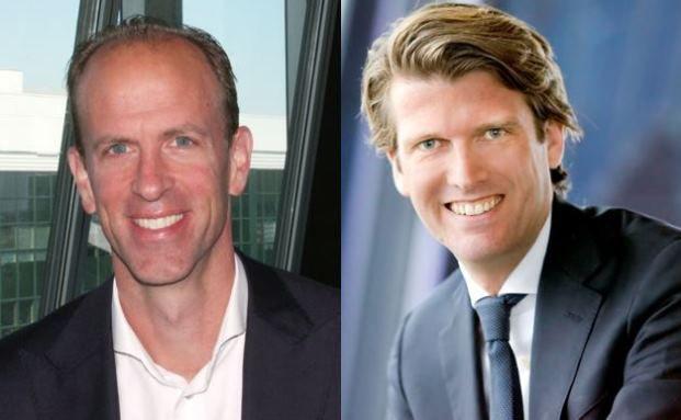 Maarten Vankan (l.) und Jan Willem Berghuis sind Fondsmanager bei Kempen Capital Management