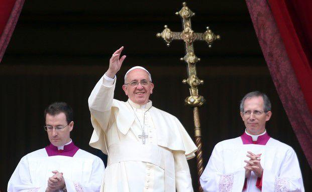Papst Franziskus räumt die Vatikanbank auf. Foto: Getty Images