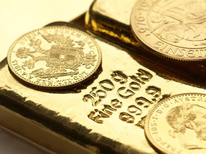 Gold gilt als Garant von Stabilität und Wohlstand. Foto: Fotolia/Roswitha S.